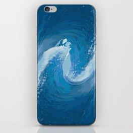 Wave iPhone Skin