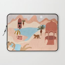 Desert Beach Laptop Sleeve