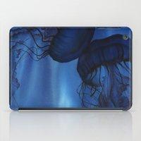 jellyfish iPad Cases featuring Jellyfish by Dana Martin