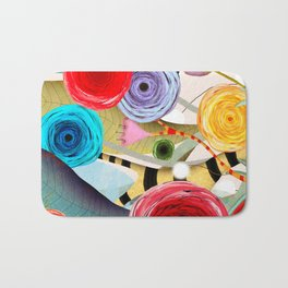 Nobody said it was easy Bath Mat