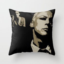 Juxtapose III Throw Pillow