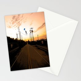 Wire walker Stationery Cards