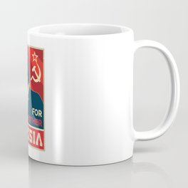 Trump Russia Coffee Mug