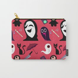 Yume Nikki Pattern Carry-All Pouch