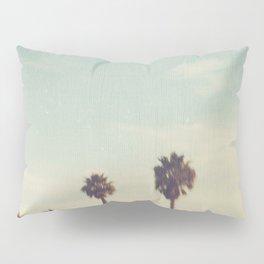 palm trees. Daydreamer No.2 Pillow Sham