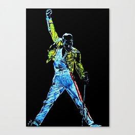 Freddie A Kind of Magic Canvas Print