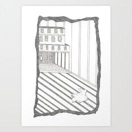 rooms Art Print