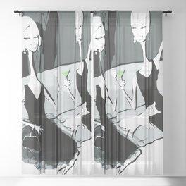 The Shindig Sheer Curtain