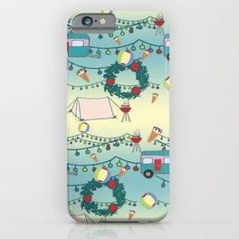 Kiwi Christmas iPhone Case