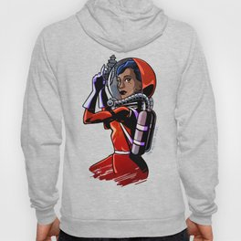 The Space Cadet Hoody