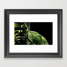 The Incredible Framed Art Print