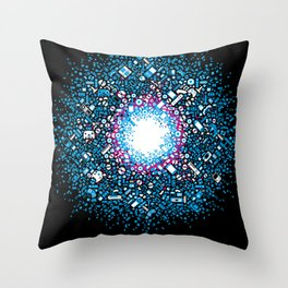 Gaming Supernova - AXOR Gaming Universe Throw Pillow