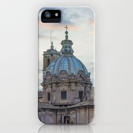 Roman Sunset iPhone Case