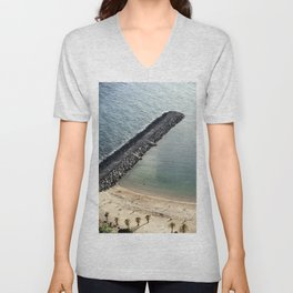 Break Sea Unisex V-Neck