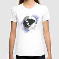 cosmos T-shirts featuring COSMOS by Fernanda Schallen