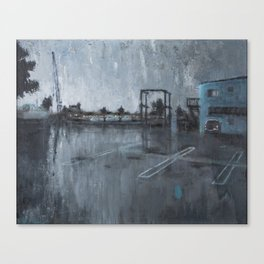 Dana Point Ship Yard Canvas Print