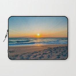 Canaveral National Seashore Sunrise Laptop Sleeve