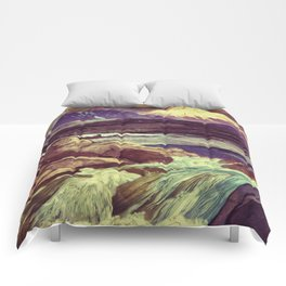 The Rising Fall Comforters