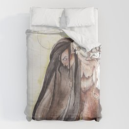 Faunish Comforters