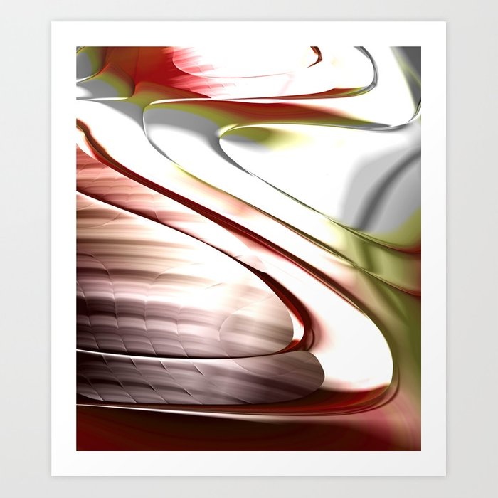 Abstracty Art Print