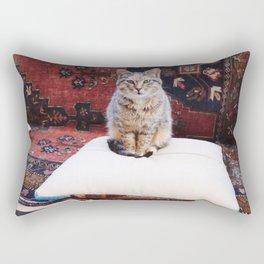 Cats of Istanbul I Rectangular Pillow