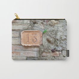 13 - Old World Door Carry-All Pouch