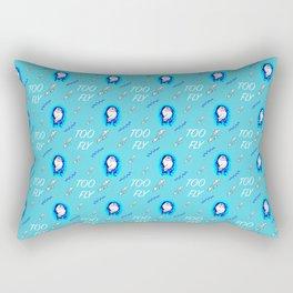 TooFlyBird Rectangular Pillow
