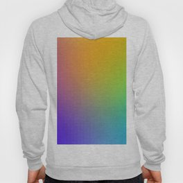 Pixel Color Gradient Hoody