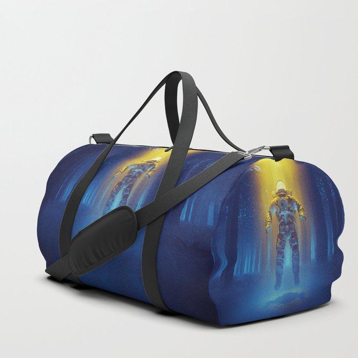 Forest Flux Duffle Bag