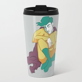 superhero´s tragedy Travel Mug