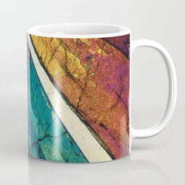 Epidote in Quartz Coffee Mug