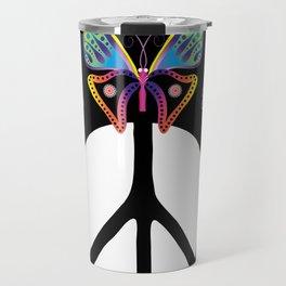 butterfly weekend Travel Mug