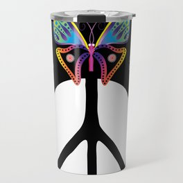butterfly weekend Travel Mug