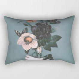 inner garden 3 Rectangular Pillow