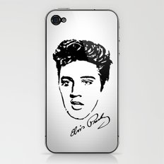 Elvis! iPhone & iPod Skin