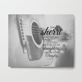 Sherri Metal Print