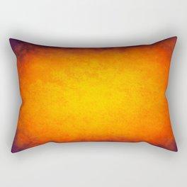 Big ball of fire Rectangular Pillow
