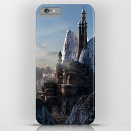 Fantasy Castle iPhone Case