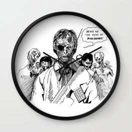 The Governor: Sentient Walker Wall Clock