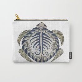 Sea Turtle cutout Carry-All Pouch