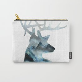 Glacier buck Carry-All Pouch