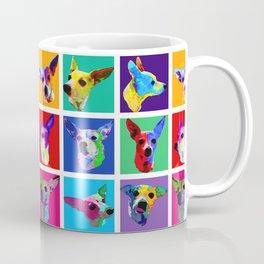 Maggie Warholed Coffee Mug