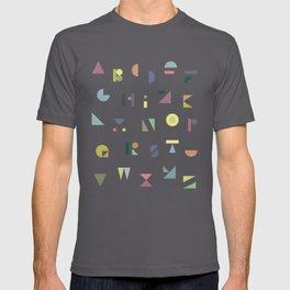 ABC colorful T-shirt