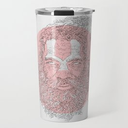 Holy cockfight Travel Mug