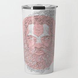 Holy cockfight Travel Mug