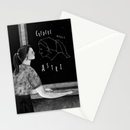 Credere nelle stelle Stationery Cards
