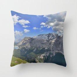 Marmolada Throw Pillow