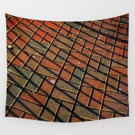 Brickline Wall Tapestry