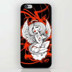 Angel Lust iPhone & iPod Skin