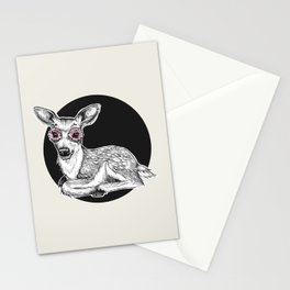 Fawn. Stationery Cards